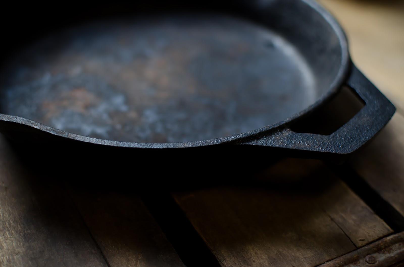 Cast Iron Care: Using & Seasoning Cookware
