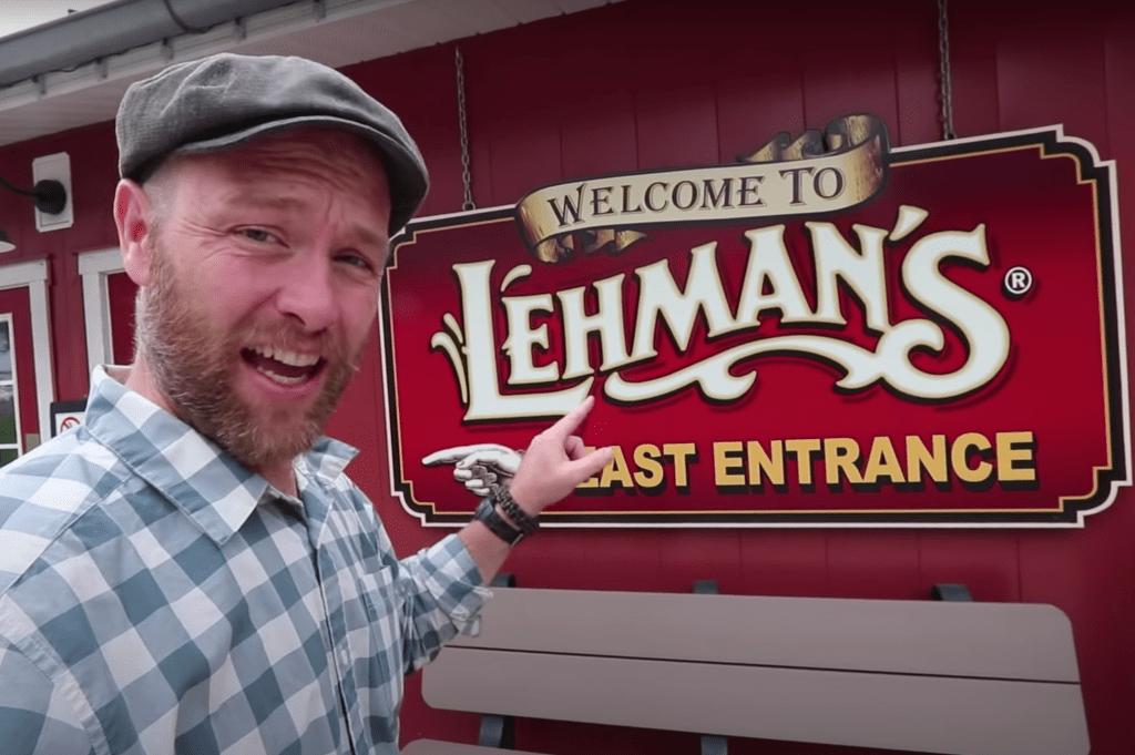 Justin Rhodes Tour of Lehman's