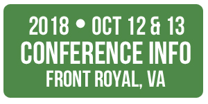 Learn more about the 2018 conference!