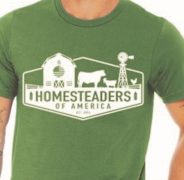 HOA Logo Shirt Green