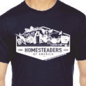 Heritage Homestead T Shirt