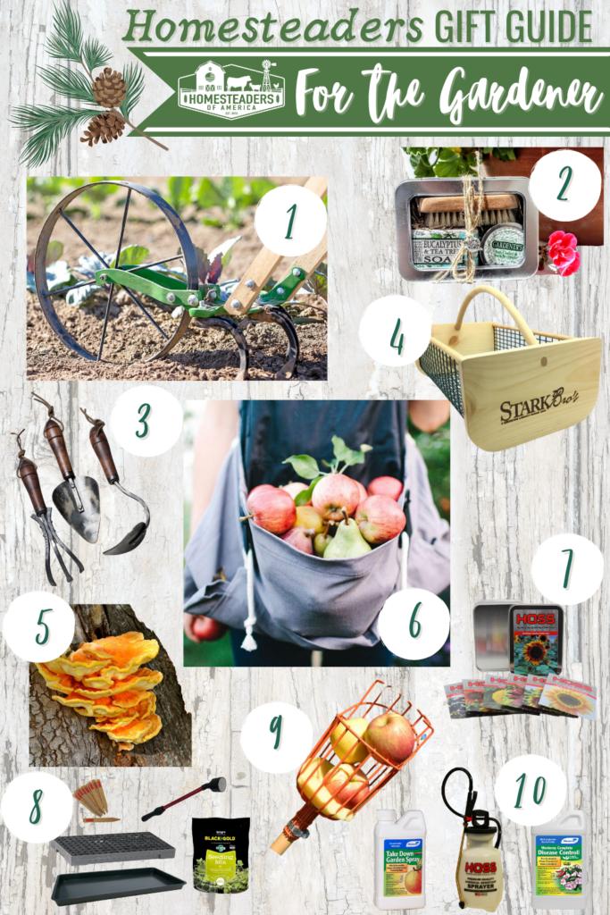 Gift for Homesteaders (Gardening)