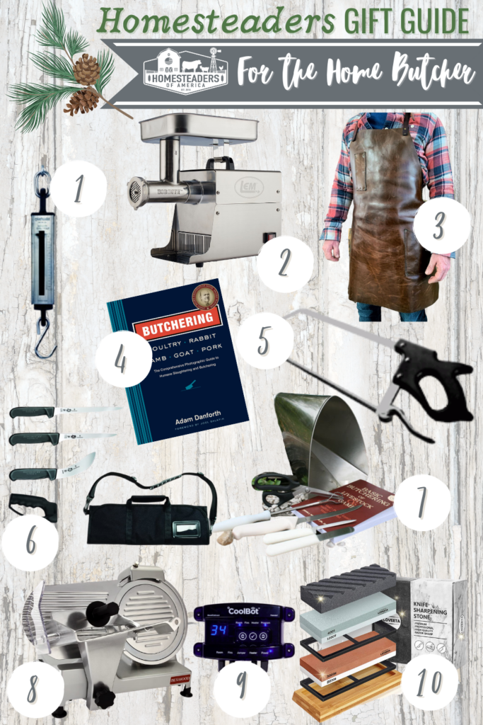 Gifts for Homesteaders (Home Butcher)