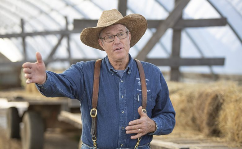 Farm Like a Lunatic: Foundations in Farming & Homesteading with Joel Salatin