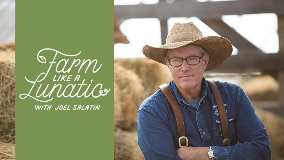 Farm Like a Lunatic: Foundations in Farming & Homesteading with Joel Salatin